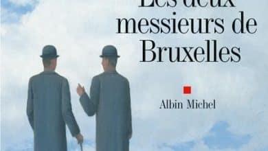 Eric-Emmanuel Schmitt - Les deux messieurs de Bruxelles