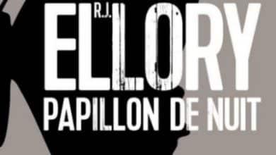 R.J. Ellory - Papillon de nuit