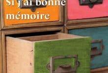Anne Icart - Si j ai bonne mémoire