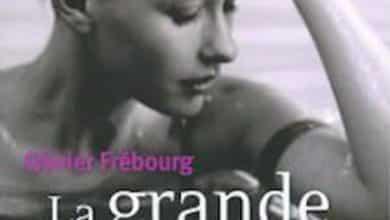 Olivier Frebourg - La grande nageuse