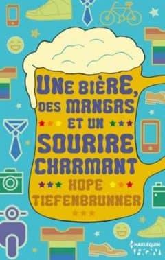 Hope Tiefenbrunner - Une bière, des mangas et un sourire charmant