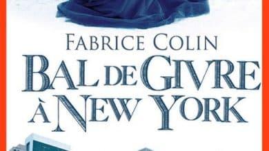 Fabrice Colin - Bal de givre à New York