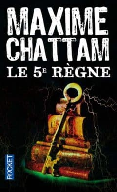 Maxime Chattam - Le 5e règne