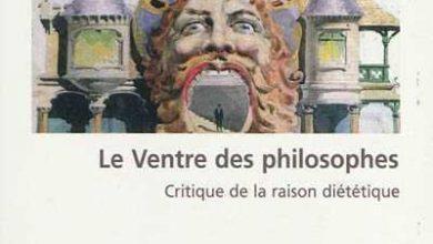 Michel Onfray - Le ventre des philosophes