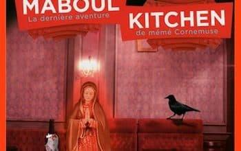 Nadine Monfils - Maboul kitchen
