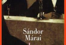 Sándor Márai - Les braises