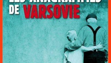 Richard Zimler - Les anagrammes de Varsovie