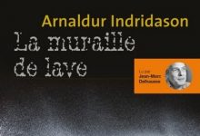 Arnaldur Indridason - La muraille de lave