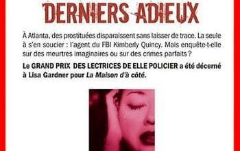 Lisa Gardner - Derniers adieux