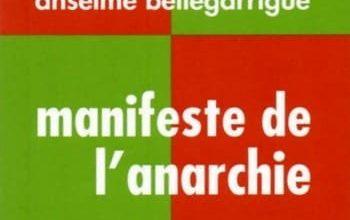 Manifeste de l'Anarchie