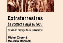 Michel Zirger - Extraterrestres - le contact a deja eu lieu