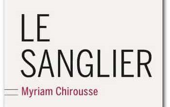 Myriam Chirousse - Le sanglier