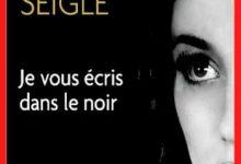 Jean-Luc Seigle - Je vous écris dans le noir
