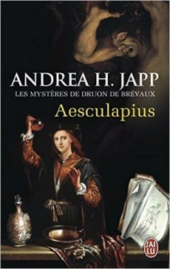 Andrea Japp - Aesculapius, Tome 1