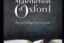 Ann A. McDonald - La malédiction d'Oxford