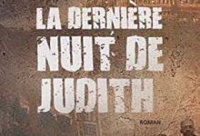 Philippe Beaudoin - La dernière nuit de Judith
