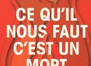 Hervé Commère - Ce qu'il nous faut, c'est un mort