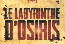 Paul Sussman - Le Labyrinthe d'Osiris