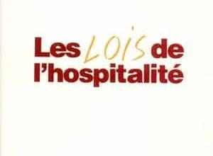 Pierre Klossowski - Les Lois de l'hospitalité