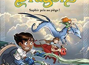 Marc Cantin - L'école des dresseurs de Dragons, Tome 1