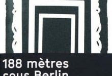 Magdalena Parys - 188 mètres sous Berlin