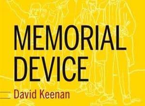 David Keenan - Mémorial device