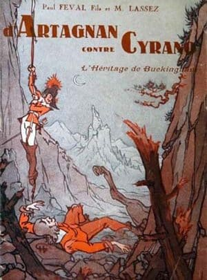 D'Artagnan contre Cyrano de Bergerac - Volume 4