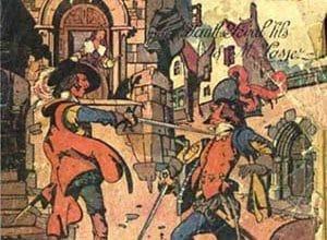 D'Artagnan contre Cyrano de Bergerac - Volume 3