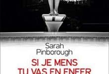 Sarah Pinborough - Si je mens tu vas en enfer