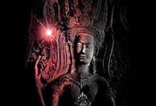 La déesse Apsara