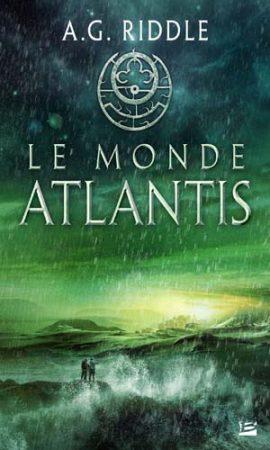 La Trilogie Atlantis - Tome 3